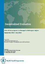 Senegal, Purchase from Africans for Africa: an evaluation