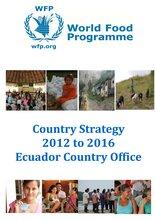 Ecuador Country Strategy 2012-2016