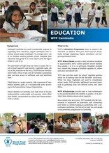WFP Cambodia: Programme Fact Sheets 2014