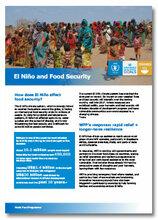 2016 -   El Niño and Food Security