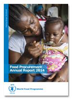 WFP Food Procurement - Annual Reports