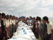 WFP Myanmar Relief Assistance
