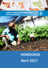 Honduras - Analisis Integrado de Contexto ICA Documento Tecnico, Abril 2017