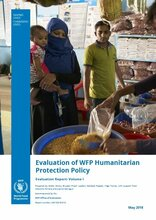 Evaluation of the WFP Humanitarian Protection Policy