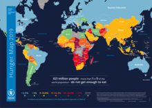2019 - Hunger Map