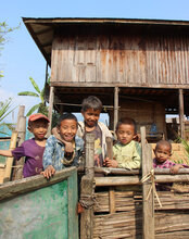 Where WFP is working in Myanmar