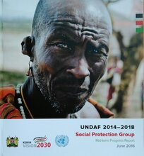 The United Nations Development Assistance Framework (UNDAF) 2014–2018 - The Social Protection Outcome