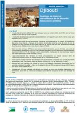 Djibouti - Système de Suivi et surveillance de la Sécurité Alimentaire, 2014