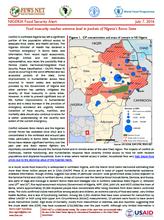 Nigeria - Food Security Alert
