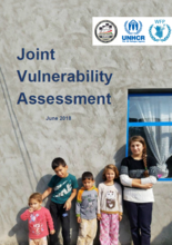 Iraq - WFP/UNHCR/KRSO Joint Vulnerability Assessment, June 2018