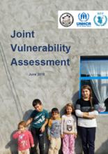 Iraq - WFP/UNHCR/KRSO Joint Vulnerability Assessment, June 2018