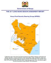 Kenya - Long Rains Season Assessments