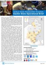 World Food Programme Myanmar: Kachin State Operational Brief