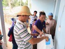 WFP Myanmar Monthly Operational Report - June 2015