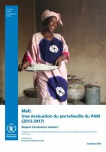 Mali: An Evaluation of WFP's Portfolio (2013-2017)