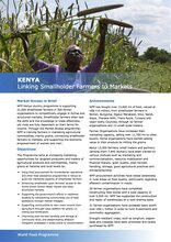 Kenya: Linking Smallholder Farmers To Markets