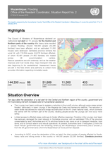 Mozambique: Flooding Office of the Resident Coordinator, Situation Report No. 2