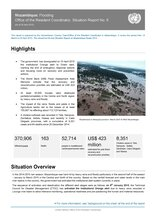 Mozambique: Flooding Office of the Resident Coordinator, Situation Report No. 6