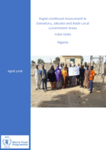 Nigeria - Rapid Livelihood Assessment in Damaturu, Jakusko and Bade LGAs (Yobe State), April 2018