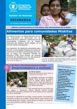 Boletín de Noticias de PMA Nicaragua No. 5
