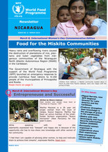 WFP Nicaragua Newsletter No. 5
