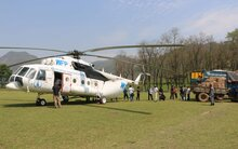 Earthquake In Nepal: United Nations Humanitarian Air Service