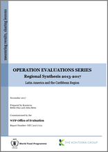 Operation Evaluations Series, Regional Synthesis 2013-2017: Latin America and the Caribbean Region