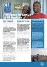 Refugees In Kenya - WFP Update - March 2016