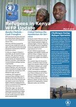 Refugees In Kenya - WFP Update - March 2016