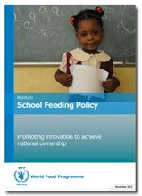 2013 - School feeding policy - Revised