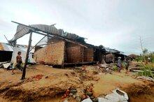 WFP Myanmar: Emergency Response To Floods