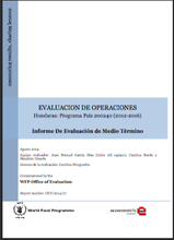 Honduras CP 200240 (2012-2016): A mid-term Operation Evaluation