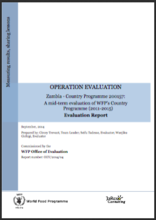 Zambia CP 200157 (2011-2015): A mid-term Operation Evaluation