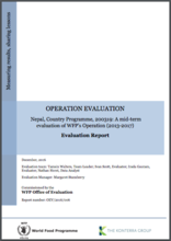 Nepal CP 200319: An Operation Evaluation