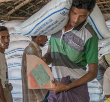 2018 - Bangladesh Rohingya Crisis