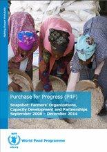 Snapshot: P4P Farmers' Organizations, Capacity Development and Partnerships