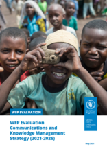 WFP Evaluation Communications and KM Strategy (2021-2026)
