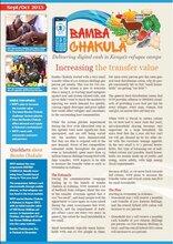 Bamba Chakula - Increasing the transfer value (Sept-Oct 2015)