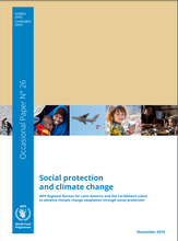 2019- Occasional Paper No. 26: Social Protection and Climate Change