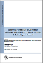 South Sudan: An Evaluation of WFP's portfolio (2011-2015)