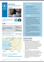 Situation Report - Syrian Arab Republic