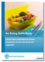 2017 - Indonesia - An Eating Habit Study