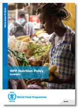 2017 - Nutrition Policy Summary Brochure