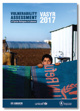 2017 - Vulnerability Assessment of Syrian Refugees in Lebanon