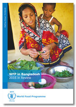 2016 -  WFP and Bangladesh -  Review of 2016