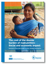2017 -  The cost of the double burden of malnutrition - social and economic impact