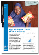 2018 - Cash Transfers Factsheet