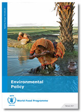 2017 - WFP Environmental Policy