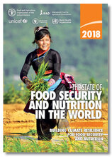 2018 - The State of Food Security and Nutrition in the World (SOFI): Building climate resilience for food security and nutrition