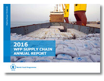 WFP Supply Chain Annual Report - 2016